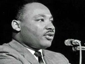 MLK signed program up for auction