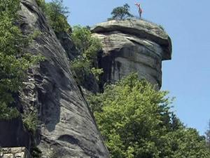 Chimney Rock gets historical marker