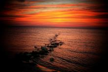 Ocracoke Island_sunset