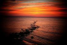 Ocracoke Island_sunset