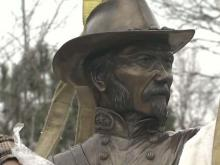 The Bentonville Battlefield is marking its 145th anniversary with a re-enactment of the only full-scale offensive to stop Union Gen. William T. Sherman's march north from Georgia.