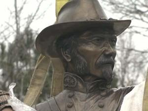 Bentonville Battlefield in Four Oaks will hold its Civil War reenactment this weekend. A new statue of Confederate General Joseph Johnston will also be dedicated during Saturday's event.
