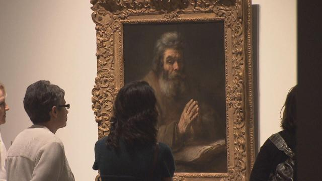 The largest exhibition of Rembrant paintings under one roof ever in the United States is on track to exceed already high expectations. More than 50,000 visitors have attended the exhibit at the North Carolina Museum of Art in the past 6 weeks.