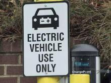 Raleigh adds more electric car charging stations