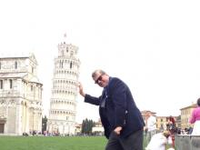 WRAL news anchor David Crabtree writes from England after visiting Rome, Florence, Pisa, and Cambridge.