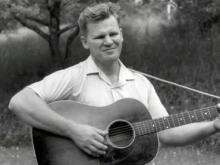 Doc Watson stuck close to NC roots