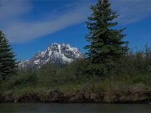 Bill Leslie visits the Tetons