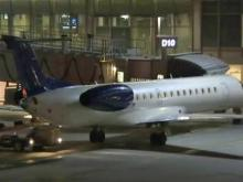 Snow to north slows RDU flights