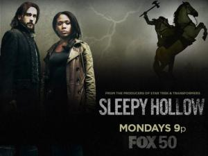Sleepy Hollow, Mondays at 9 on Fox50