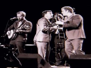 """The Steep Canyon Rangers is a band from Brevard that won a Grammy Award this year for best bluegrass album. Despite that album's title, """"Nobody Knows You,"""" the band has hooked up with actor Steve Martin, who plays banjo, and together they'll headline the Wide Open Bluegrass festival in Raleigh this weekend."""