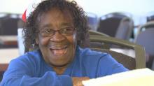 Betty Davis has been working at Queens University of Charlotte for 53 years.