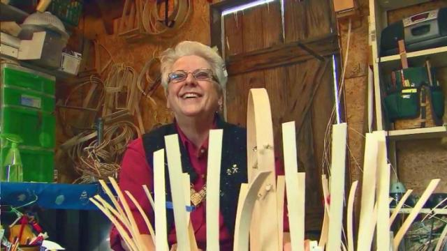 Selma basket-weavers teach tradition across globe