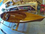 Canoe builder makes something new out of the very old