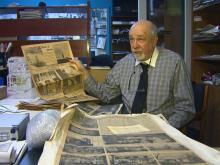 Jimmy Haire has two great passions: photography and history. He's managed to combine both into one remarkable career. Haire is a well-known photographer in Sanford who also happens to be the town's leading historian.