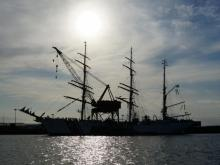 A Coast Guard tall ship used for training will be available for tours March 28-31, 2014, in Morehead City.
