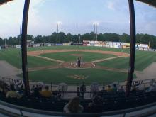 Fleming Stadium in Wilson holds a trove of baseball memories made over 75 years. It is home to the North Carolina state baseball museum.