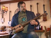 Making music out of cigar boxes