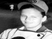 "Dolly Vanderlip Ozburn, of Charlotte, was known to teammates as ""Lippy"" when she was one of the youngest players in the All American Girls Professional Baseball League."