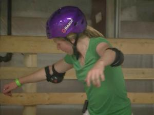 Bikers, skaters enjoy indoor park in Holly Springs