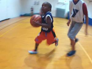 Basketball phenom
