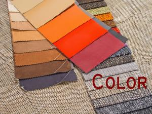 Color, one of the three C's for a best-dressed design