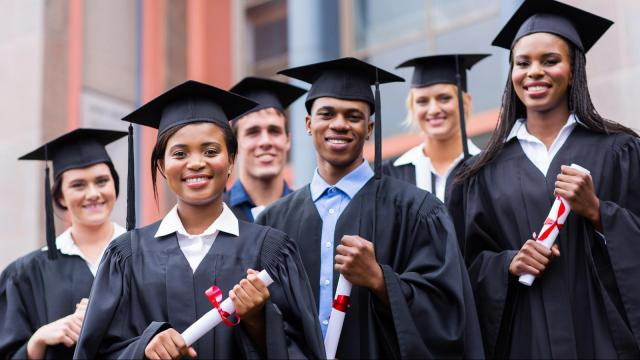 Seventy percent of students graduating from public and non-profit universities in 2014 owed an average of $28,950 in student debt.