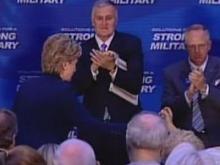 Clinton's Full Speech in Fayetteville