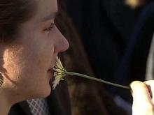 Web only: UNC remembers Eve Carson