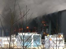 Report It: Fire in Youngsville, N.C.