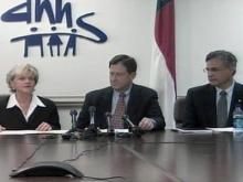 State health officials talk about H1N1