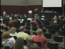 Public forum addresses challenges of schools