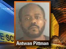 Man arrested in Edgecombe slaying