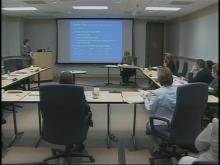 Sept. 3 Innocence Commission hearing (afternoon session)