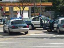 Police: Suspect in standoff in custody