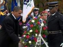 2009 National Veterans Day observance