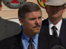 Officials announce charges in Fort Hood shooting