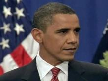 Web only: President Obama talks about Afghanistan