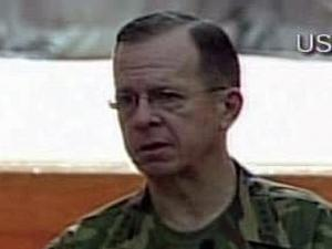 The Chairman of the Joint Chiefs of Staff Adm. Mike Mullen says the insurgency in Afghanistan has grown for the past three years and that sending 30,000 U.S. troops in response is an attempt to blunt that momentum.