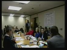 Feb. 23, Wake school board facilities committee meeting
