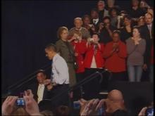 Obama speaks on health insurance reform