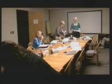 Wake schools Superintendent Search Committee meeting