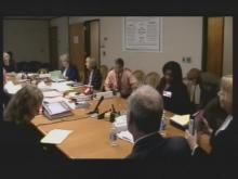 Wake schools superintendent-search meeting