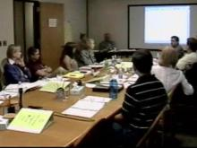 Wake student assignment committee meeting