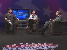 Analysis: Democratic Senate candidates debate
