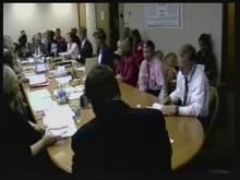 Wake County school board work session (Sept. 7, 2010)