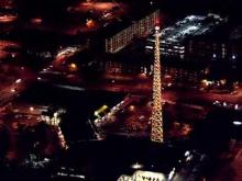 51st annual WRAL Tower Lighting