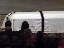 Elizabeth Edwards' funeral
