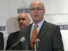 Web only: Wake School Choice news conference