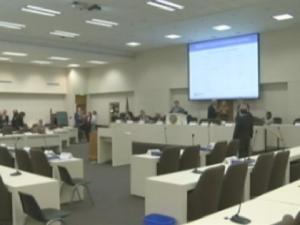 NC lawmakers debate Medicaid cuts, March 2011.