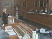 Supreme Court arguments in Davidson College police case